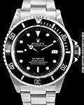 ROLEX SEADWELLER 16660 STEEL AUTOMATIC R SERIAL 1987 BOX PAPERS