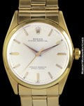 ROLEX 1002 OYSTER PERPETUAL 14K