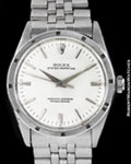 ROLEX 1007 OYSTER PERPETUAL STEEL
