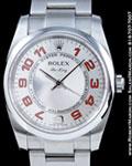 ROLEX 114200 AIRKING STEEL