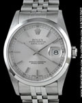 ROLEX DATEJUST STAINLESS STEEL 16200A
