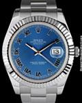 ROLEX 116334 DATEJUST II STEEL