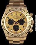 ROLEX 116505 DAYTONA EVEROSE CHRONOGRAPH 18K ROSE GOLD