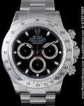 ROLEX 116520 DAYTONA CHRONOGRAPH STEEL