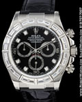 "ROLEX OYSTER PERPETUAL 116589 ""DAYTONA"" CHRONOGRAPH"
