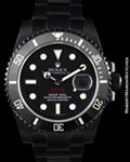 ROLEX 116610 SUBMARINER BAMFORD DLC STEEL