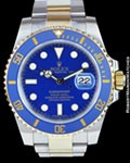 ROLEX 116613 SUBMARINER 18K STEEL