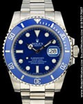 ROLEX 116619 SUBMARINER CERAMIC 18K