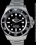 ROLEX 116660 SEA DWELLER DEEP SEA STEEL