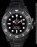 ROLEX 116660 SEA-DWELLER DEEP SEA BLACK STEEL