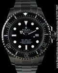 ROLEX 116660 SEA-DWELLER DEEPSEA PVD STEEL