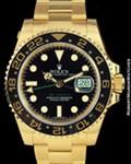 ROLEX 116718 GMT MASTER II CERAMIC 18K