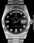 ROLEX 118239 DAY DATE PRESIDENT DIAMONDS 18K