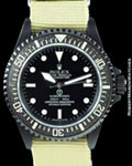ROLEX PRO HUNTER MILITARY SUBMARINER PVD STEEL
