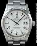 ROLEX 15000 OYSTER PERPETUAL DATE STEEL