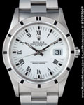 ROLEX 15210 OYSTER PERPETUAL DATE STEEL