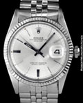 ROLEX 1601 DATEJUST STEEL