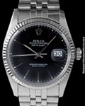 ROLEX 16014 DATEJUST STEEL