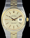 ROLEX 1630 DATEJUST STEEL 18K