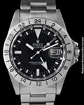 ROLEX 1655 EXPLORER WHITE OUT STEVE MCQUEEN STEEL