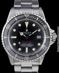 ROLEX 1665 SEA DWELLER DOUBLE RED MARK III STEEL