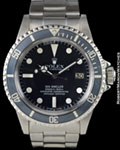 ROLEX 1665 SEA DWELLER STEEL