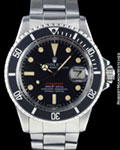 RIKEX 1680 SUBMARINER RED STEEL