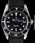 ROLEX 5508 SUBMARINER STEEL