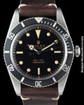 ROLEX 5508 SUBMARINER GILT STEEL