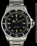 ROLEX 5513 SUBMARINER STEEL