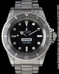 ROLEX 5514 SUBMARINER COMEX STEEL