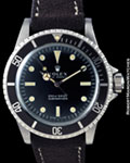 ROLEX 5513 SUBMARNER METERS FIRST STEEL