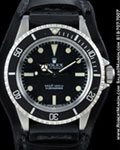 ROLEX VINTAGE SUBMARINER 5513 AUTOMATIC 1977 STEEL