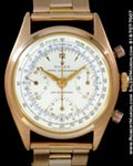 ROLEX 6034 CHRONOGRAPH 18K ROSE