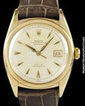 ROLEX 6105 DATEJUST GOLD