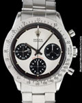ROLEX 6239 DAYTONA PAUL NEWMAN STEEL