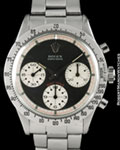 ROLEX 6239 DAYTONA PAUL NEWMAN CHRONOGRAPH STEEL