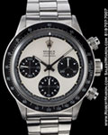 ROLEX 6240 DAYTONA PAUL NEWMAN MARK 1 STEEL