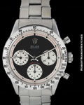 ROLEX 6262 DAYTONA PAUL NEWMAN CHRONOGRAPH STEEL