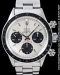 ROLEX 6263 DAYTONA CHRONOGRAPH TIFFANY STEEL