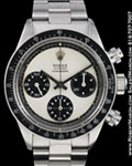 ROLEX 6263 DAYTONA PAUL NEWMAN CHRONOGRAPH STEEL