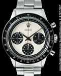 ROLEX 6264 DAYTONA PAUL NEWMAN CHRONOGRAPH STEEL