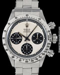 ROLEX 6265 DAYTONA PAUL NEWMAN STEEL