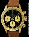 ROLEX DAYTONA 6265 CHRONOGRAPH 18K