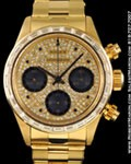 ROLEX 6270 DAYTONA COSMOGRAPH CHRONOGRAPH DIAMONDS 18K