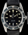 ROLEX 6536 SUBMARINER JAMES BOND STEEL