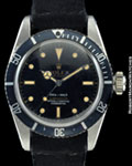 ROLEX 6538 SUBMARINER STEEL