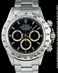 ROLEX COSMOGRAPH DAYTONA 16520 STEEL COLOR CHANGE DIAL