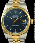 ROLEX DATEJUST 16013 TWO-TONE STEEL/GOLD
