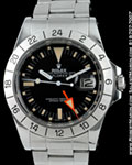 ROLEX VINTAGE EXPLORER II ORANGE HAND 1655